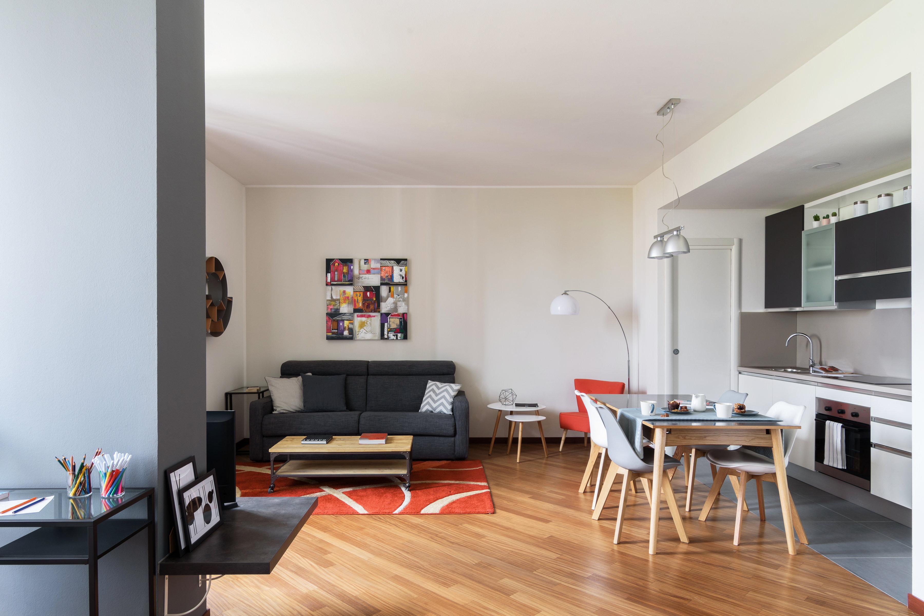 Appartamento Monolocale Milano Dateo Poma