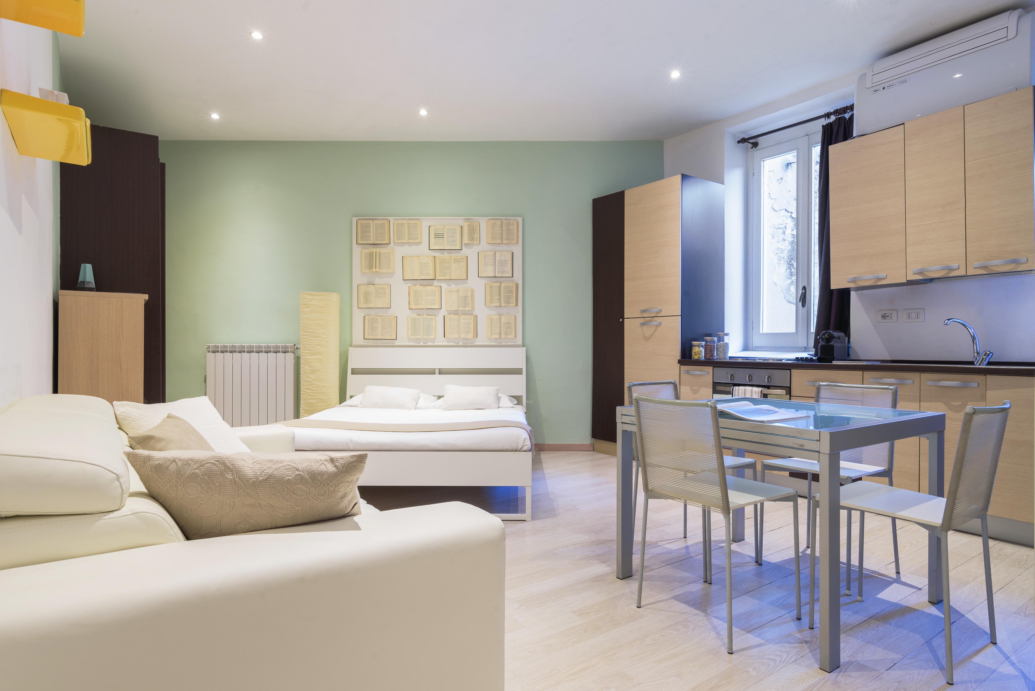 Appartamento Monolocale Milano Naviglio Porta Ticinese