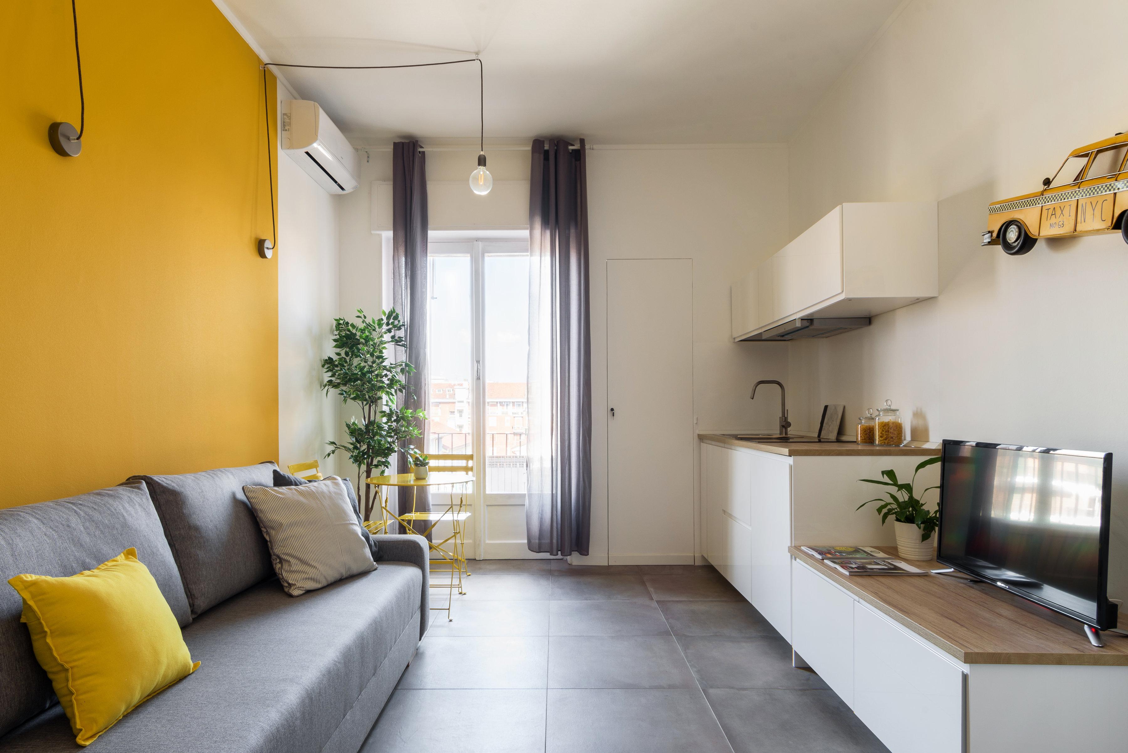 Appartamento Bilocale Milano Battistotti Sassi