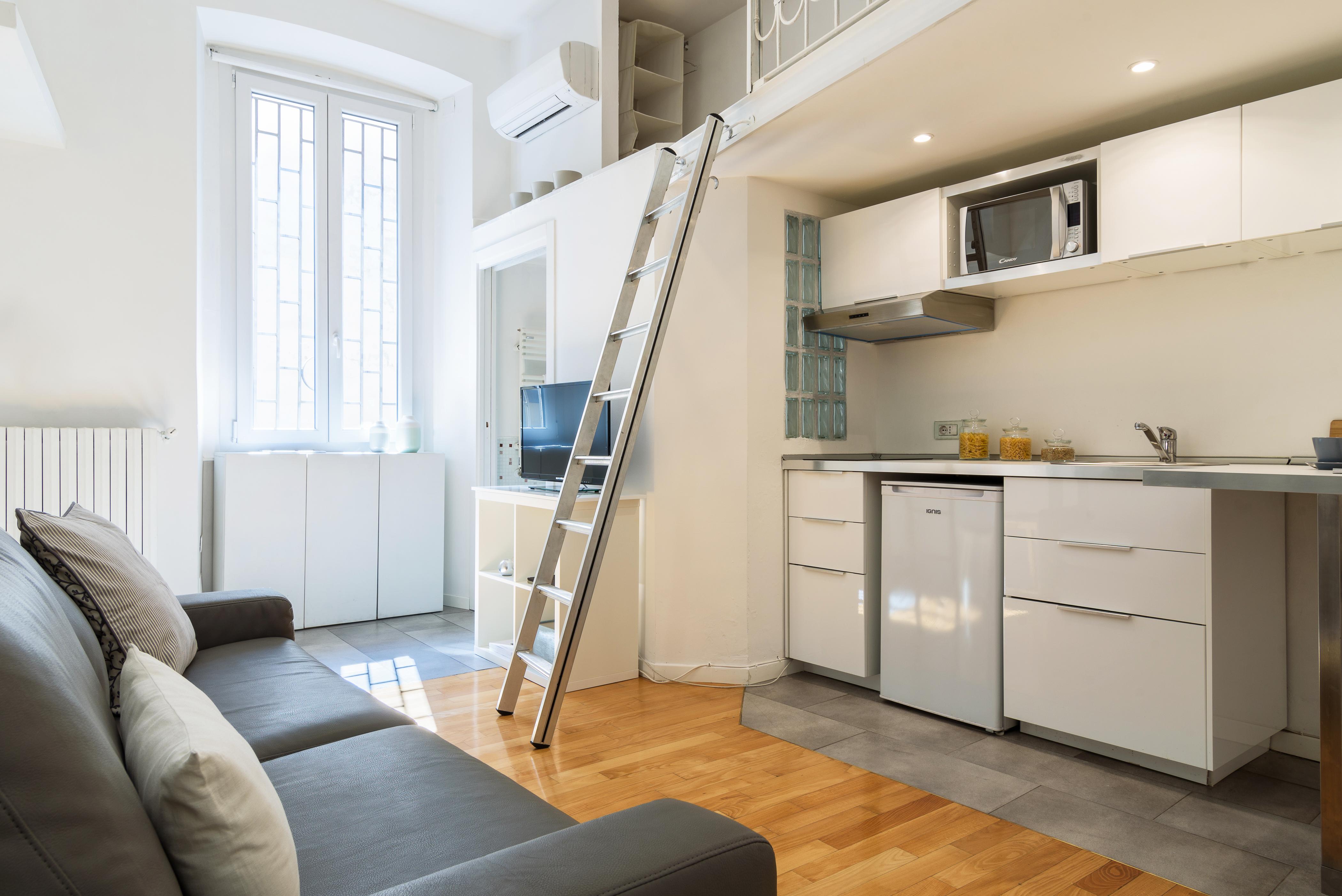 Appartamento Monolocale Milano Stazione Centrale Copernico Std