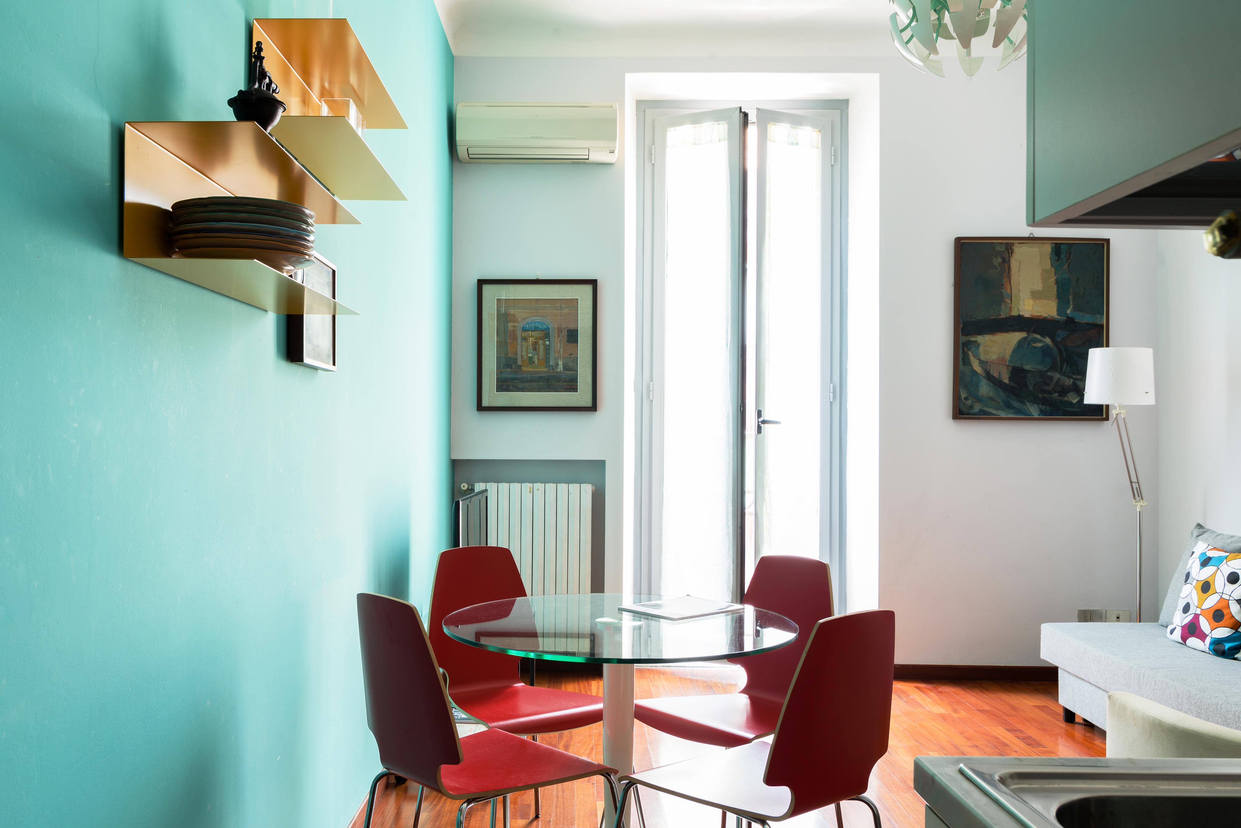 Appartamento Trilocale Milano Eustachi