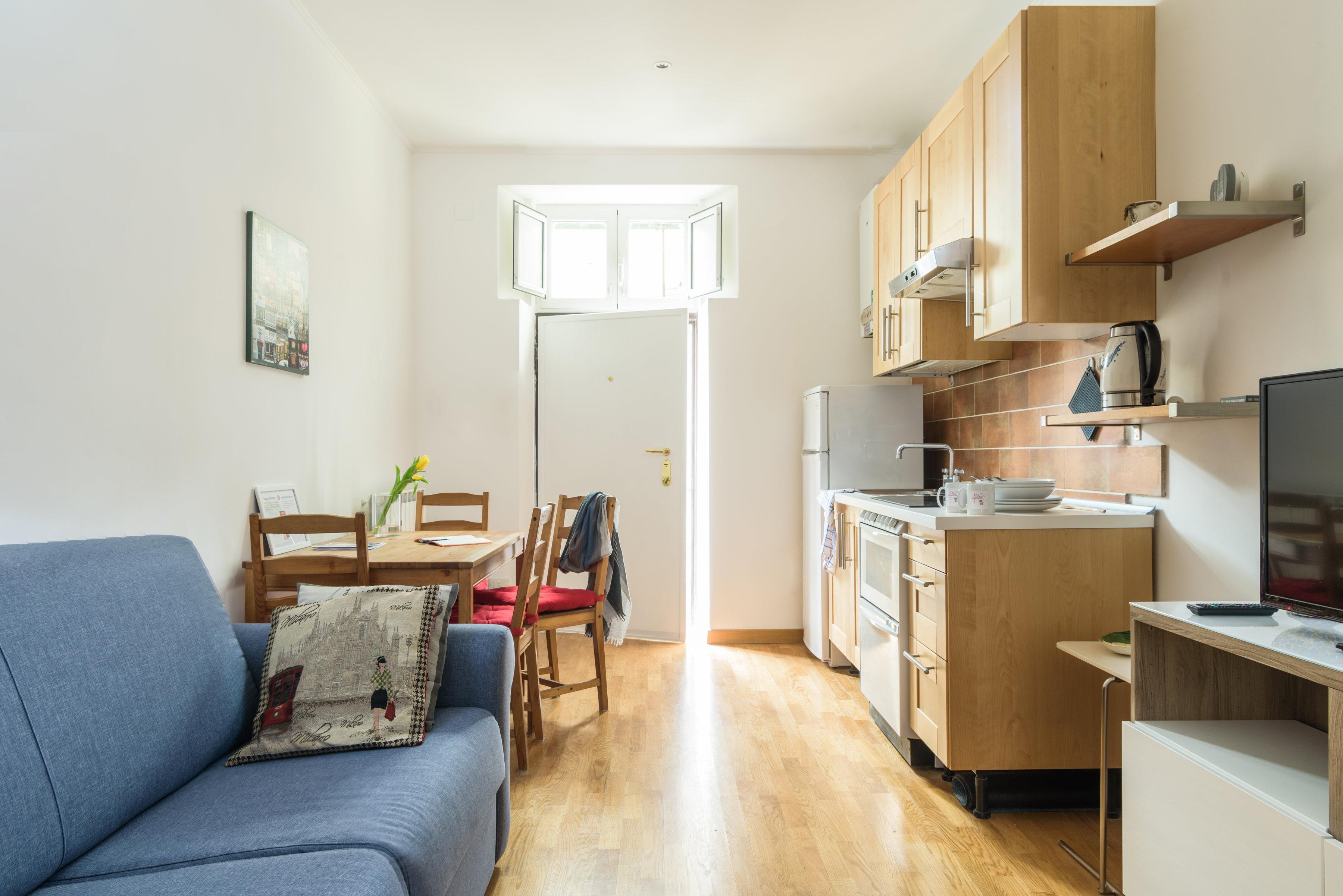 Appartamento Bilocale Milano Sempione