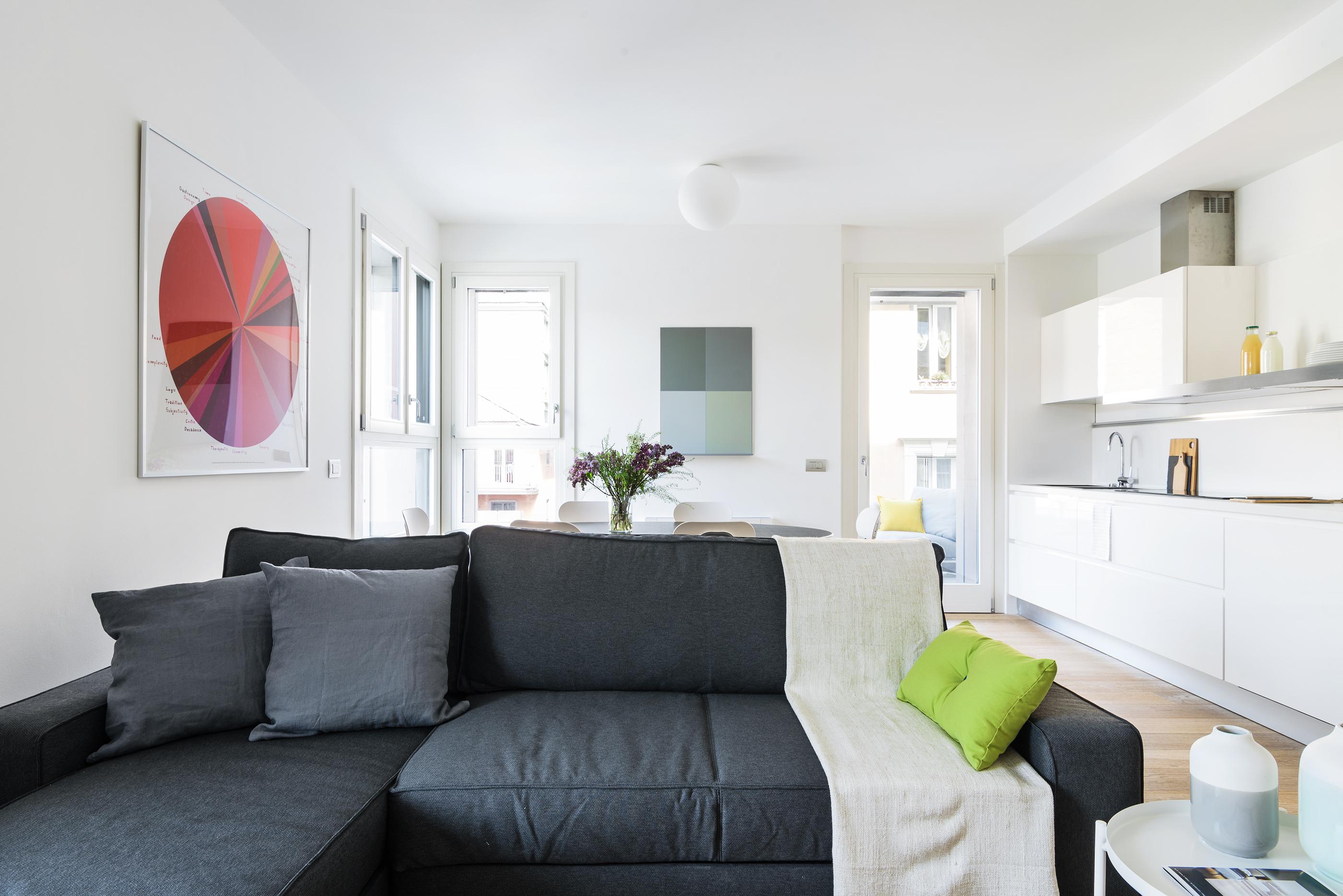 Appartamento Bilocale Milano Solari Sormani Lux