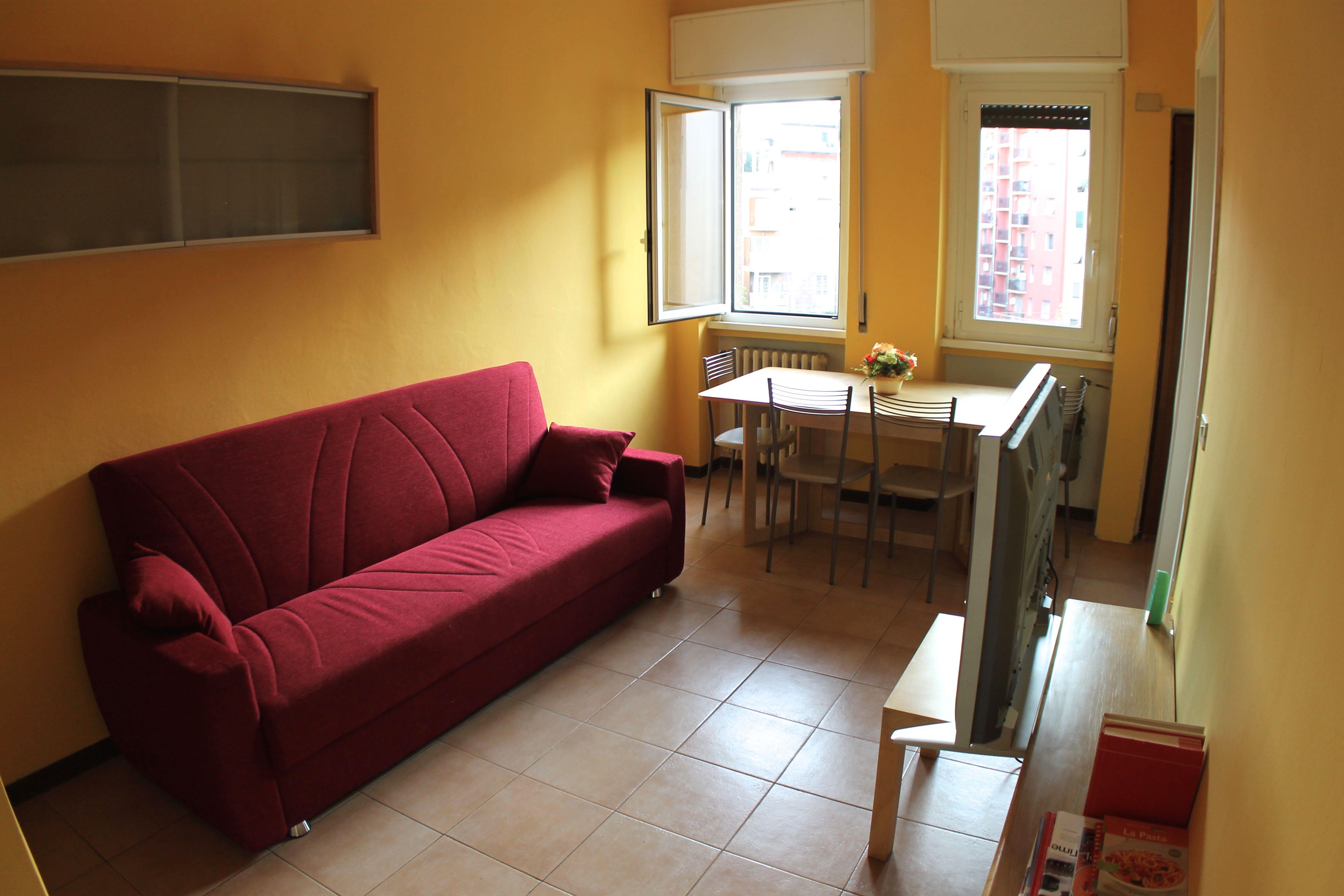 Appartamento Bilocale Milano Lauria 13 II