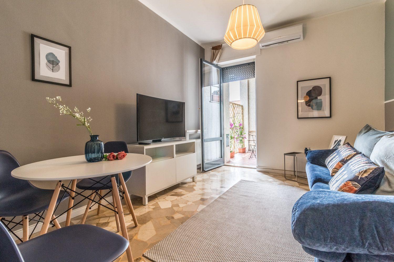 Appartamento bilocale Milano Citylife Colonna