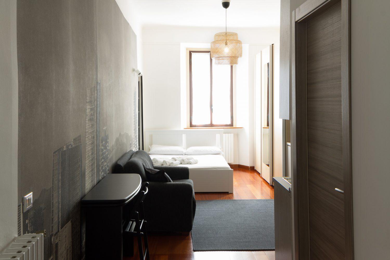 Studio flat in Milano Garibaldi Maroncelli