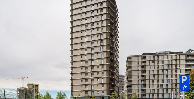 Appartamento bilocale Milano Uptown STD