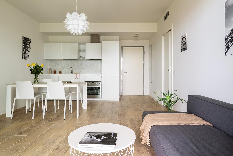 1 bedroom apartment Milano Uptown STD