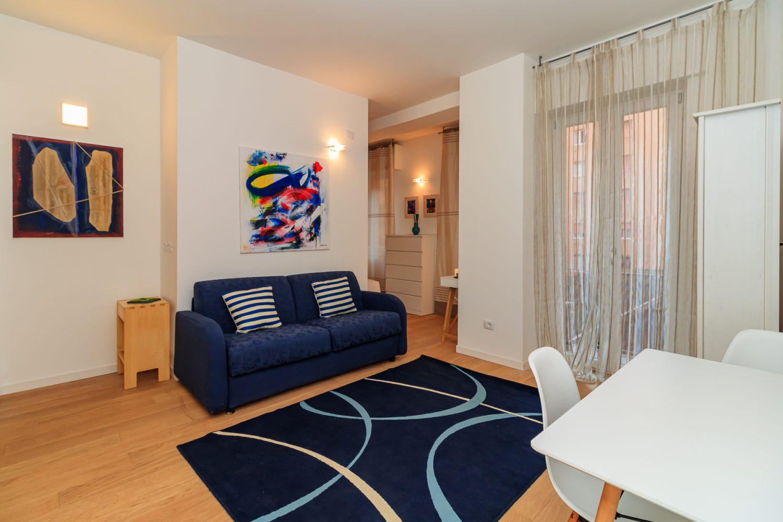 One bedroom apartment Citylife Silva